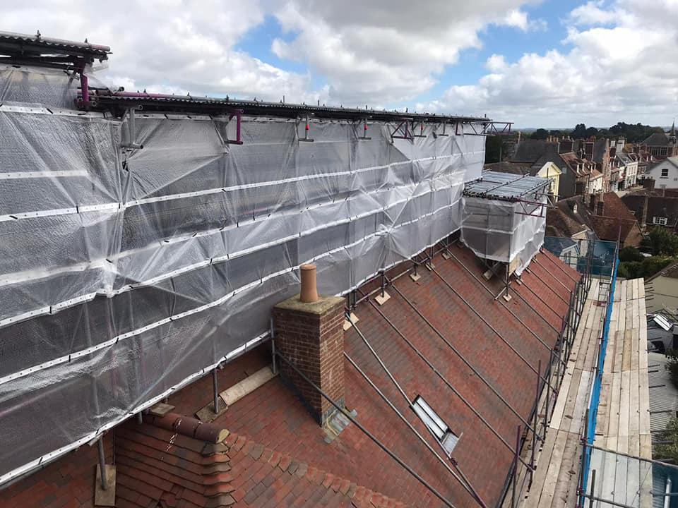 scaffolding 12