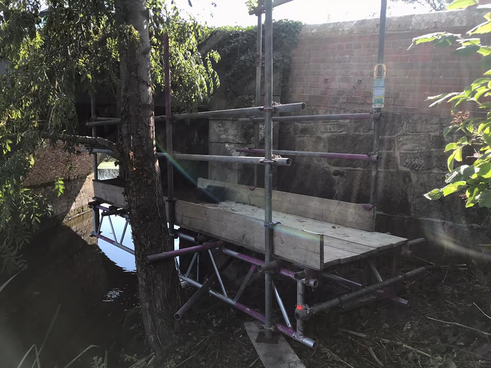 scaffolding 10
